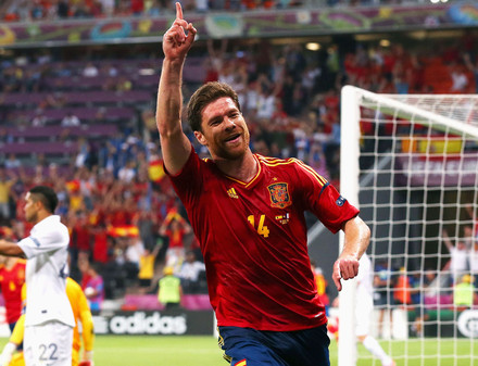 Испанцы оставили сборную Франции без полуфинала Евро-2012  (ФОТО)