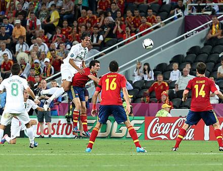 Серия пенальти принесла сборной Испании финал Евро-2012 (ФОТО)