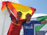 Евро-2012: Стартовые составы Италии и Испании