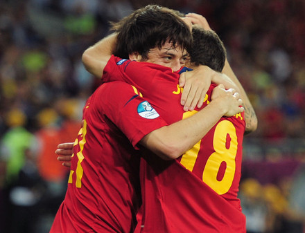 Испания разбивает Италию и выигрывает Евро-2012