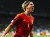 Фернандо Торрес получил золотую бутсу Евро-2012