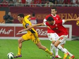 Металлист поздравил харьковчан уверенной победой над бухарестским Динамо