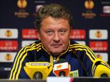 Мирон Маркевич: «Серьезно готовимся к ответному матчу»