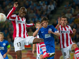 Лига Европы: Днепр сенсационно обыграл голландский ПСВ