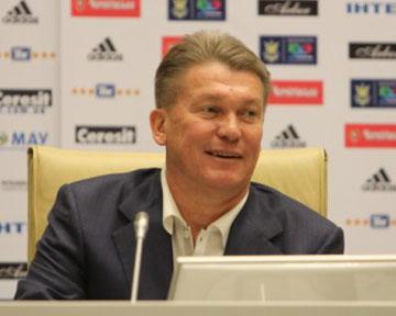 Олег Блохин: «Команда готовится в обычном режиме, а я абсолютно спокоен»