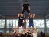 Харьковчане стали бронзовыми призерами чемпионата Украины по акробатике
