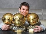 Названы претенденты на Золотой мяч-2012
