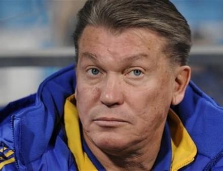Олег Блохин: «Считаю, что команда выглядила достойно»