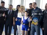 Восьмилетний украинец стал самым сильным мальчиком мира