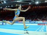 Украинские легкоатлетки добыли золото чемпионата Европы