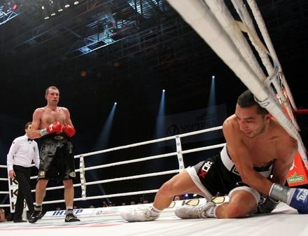 Сергей Федченко успешно защитил титул (ФОТО)