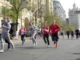 Харьковчане пробежали Слобожанскую милю (ФОТО)