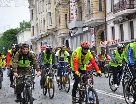 Велодень-2013 обещает собрать в Харькове рекордное количество участников