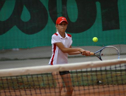 Состоялся открытый Кубок Симферополя по теннису