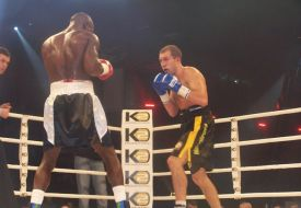 Большой бокс в Харькове