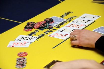 В Харькове стартовал Чемпионат Украины по спортивному покеру
