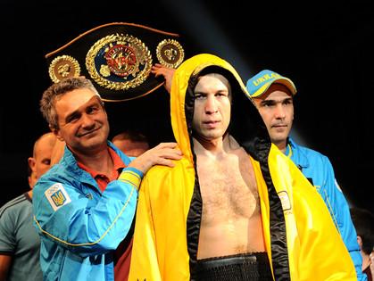Федченко защитил титул чемпиона Европы