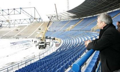 Как директор УЕФА шокировался от Харькова