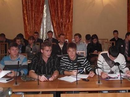 Количество волонтеров Евро-2012 перевалило за тысячу в Харькове