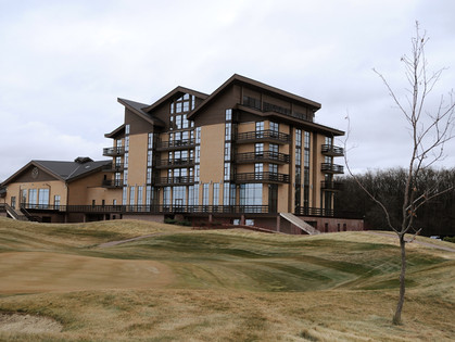 Superior Golf Club открыл пятизвездочный отель