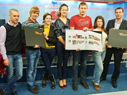 Презентация подарочного издания «Euro Holidays in Kharkov»