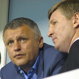 VIP-гости Суперкубка: Ярославский сидел справа от Ахметова