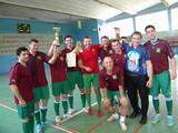 Команда горсовета – победитель турнира по футзалу (ФОТО)