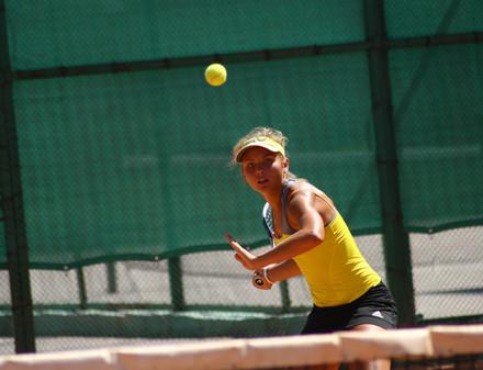 Лучшие мгновения теннисного турнира Wilson-Cup