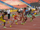 В Украине стартовал чемпионат мира по легкой атлетике (ФОТО)