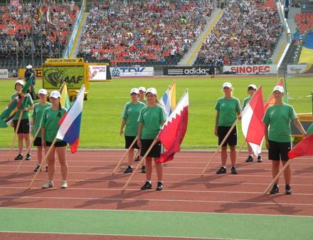 Чемпионат мира по легкой атлетике в Донецке