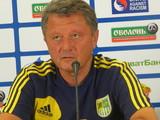 Мирон Маркевич: «Решение Лозанны никак не повлияет на команду»
