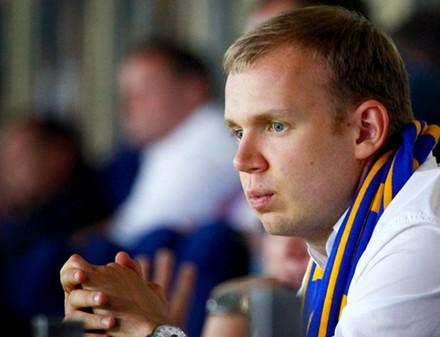 Курченко: Греки были впечатлены харьковскими болельщиками