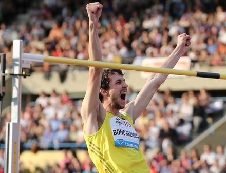 Харьковский легкоатлет победил на чемпионате мира