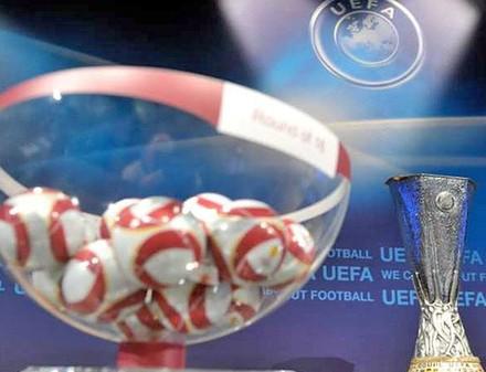 Жеребьевка Лиги Европы. Украинские клубы узнали соперников