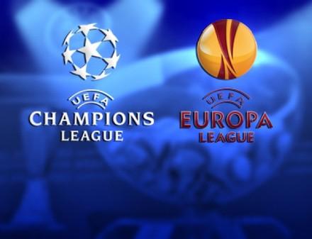 Календарь игр украинских клубов в групповом этапе еврокубков