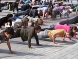 В Харькове планируют установить спортивный рекорд