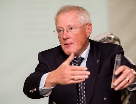 Как судить гольф. В Харькове провел мастер-класс член комитета Европейской гольф Ассоциации (ФОТО)