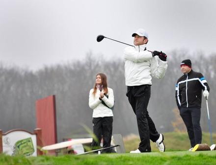 Как в гольф-клубе сезон закрывали (ФОТО)