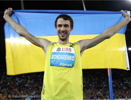 Бондаренко поборется с Болтом за звание лучшего легкоатлета мира