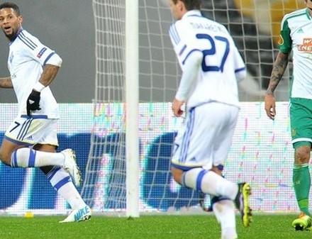 Динамо – четвертый украинский клуб в плей-офф Лиги Европы