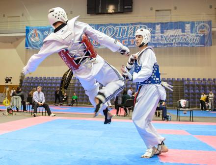 Международный турнир по тхэквондо прошел в «Локомотиве»