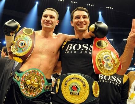 Владимир Кличко поспорит за титул WBC