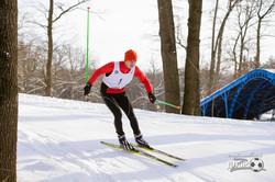 В Харькове проходит чемпионат Украины по лыжным гонкам