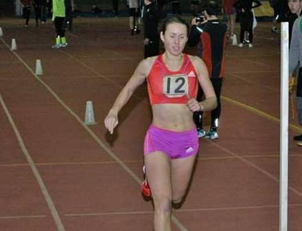 Харьковчанка победила на чемпионате Украины по легкой атлетике