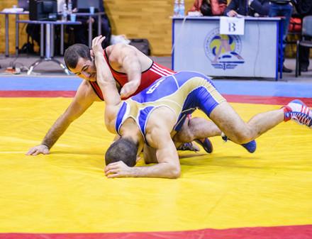 Всеукраинский турнир по вольной борьбе прошлел в Харькове