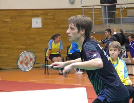 Украинские бадминтонисты покинули чемпионат Европы