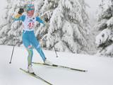 Олимпийская сборная Украины пополнилась харьковской лыжницей