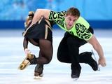 Олимпиада в Сочи: украинские фигуристы откатали короткую программу. Комментарий тренеров