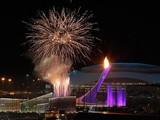 В Сочи зажгли огонь Олимпиады (ФОТО)