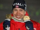 «Король биатлона» Уле Эйнар Бьорндален переписывает историю Олимпиад